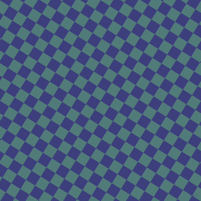 58/148 degree angle diagonal checkered chequered squares checker pattern checkers background, 45 pixel squares size, , Breaker Bay and Jacksons Purple checkers chequered checkered squares seamless tileable