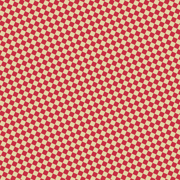 66/156 degree angle diagonal checkered chequered squares checker pattern checkers background, 15 pixel square size, , Brick Red and Sapling checkers chequered checkered squares seamless tileable