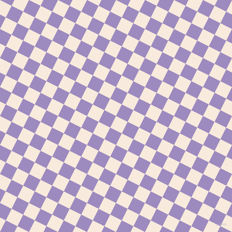 63/153 degree angle diagonal checkered chequered squares checker pattern checkers background, 45 pixel square size, , Bridal Heath and Cold Purple checkers chequered checkered squares seamless tileable