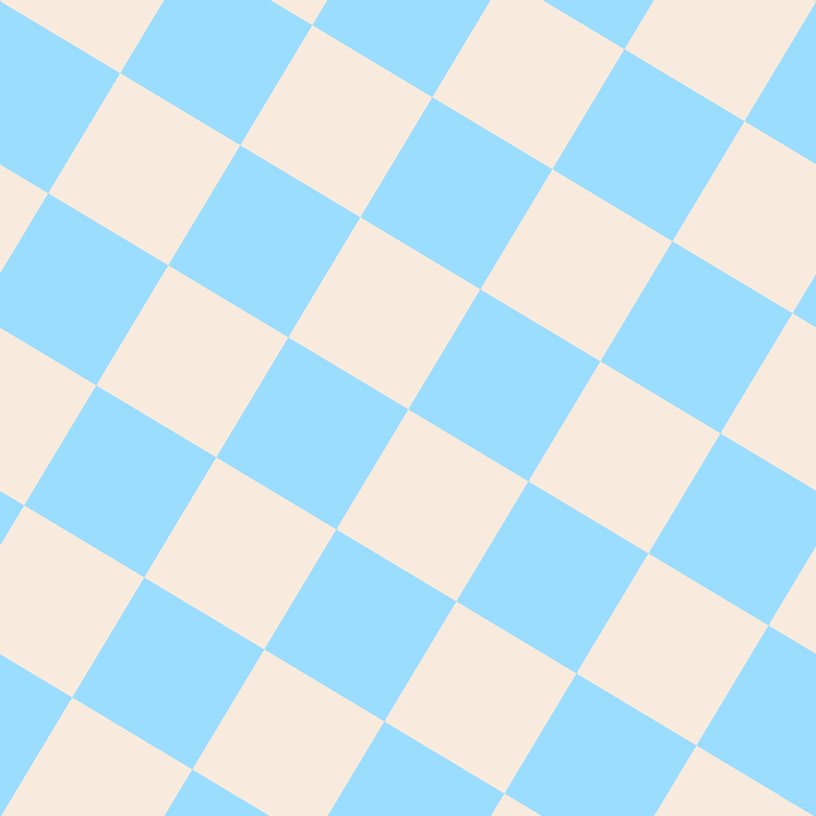 59/149 degree angle diagonal checkered chequered squares checker pattern checkers background, 140 pixel square size, , Bridal Heath and Columbia Blue checkers chequered checkered squares seamless tileable