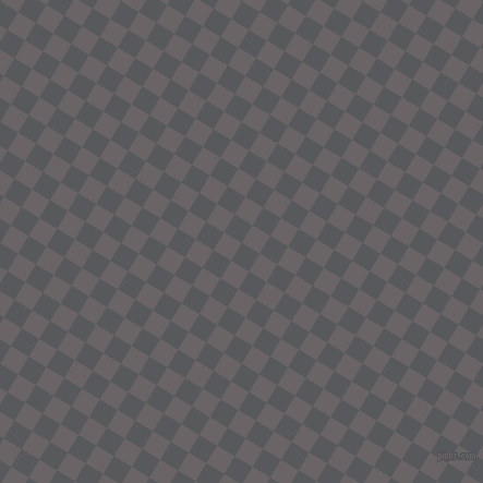 59/149 degree angle diagonal checkered chequered squares checker pattern checkers background, 19 pixel squares size, , Bright Grey and Scorpion checkers chequered checkered squares seamless tileable