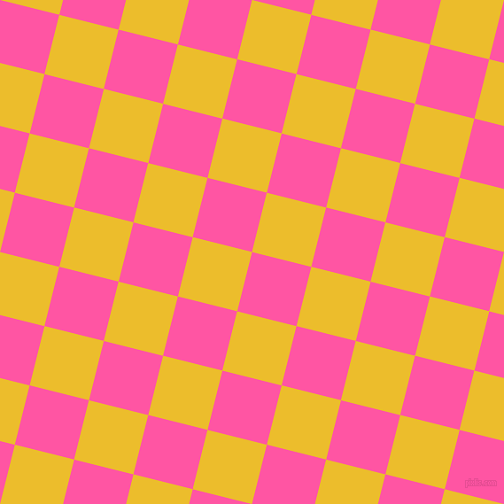 76/166 degree angle diagonal checkered chequered squares checker pattern checkers background, 69 pixel square size, , Brilliant Rose and Bright Sun checkers chequered checkered squares seamless tileable