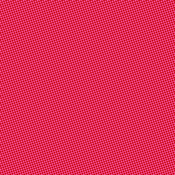 63/153 degree angle diagonal checkered chequered squares checker pattern checkers background, 5 pixel square size, , Brilliant Rose and Free Speech Red checkers chequered checkered squares seamless tileable