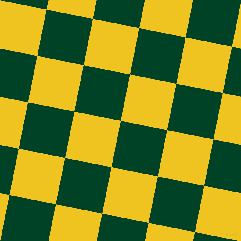 79/169 degree angle diagonal checkered chequered squares checker pattern checkers background, 155 pixel squares size, , British Racing Green and Moon Yellow checkers chequered checkered squares seamless tileable