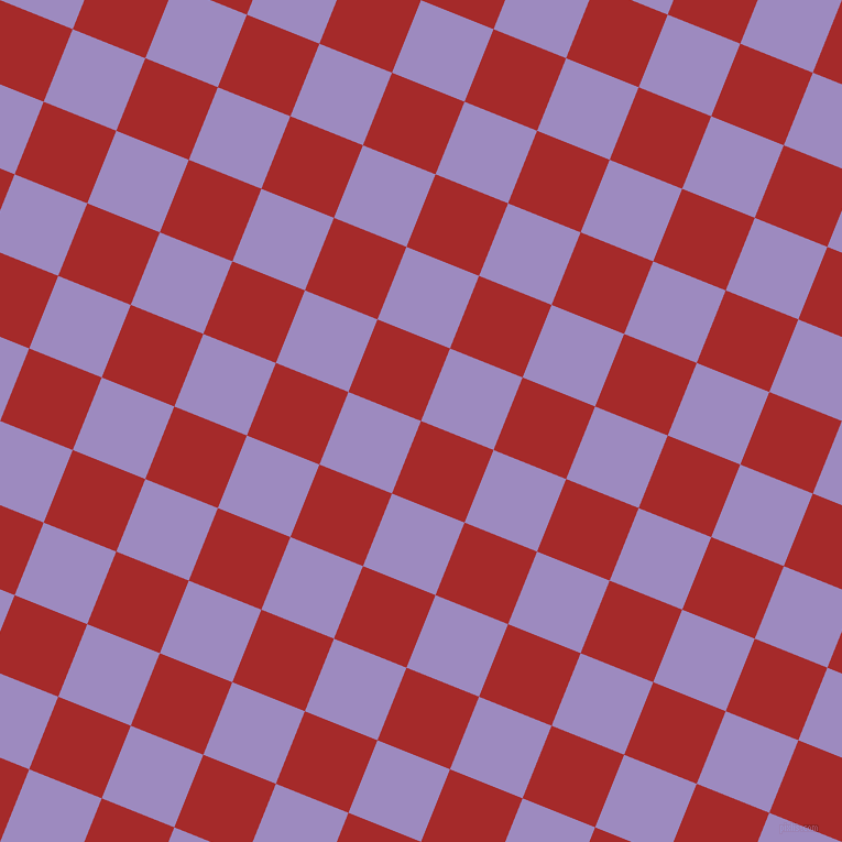 68/158 degree angle diagonal checkered chequered squares checker pattern checkers background, 71 pixel squares size, , Brown and Cold Purple checkers chequered checkered squares seamless tileable