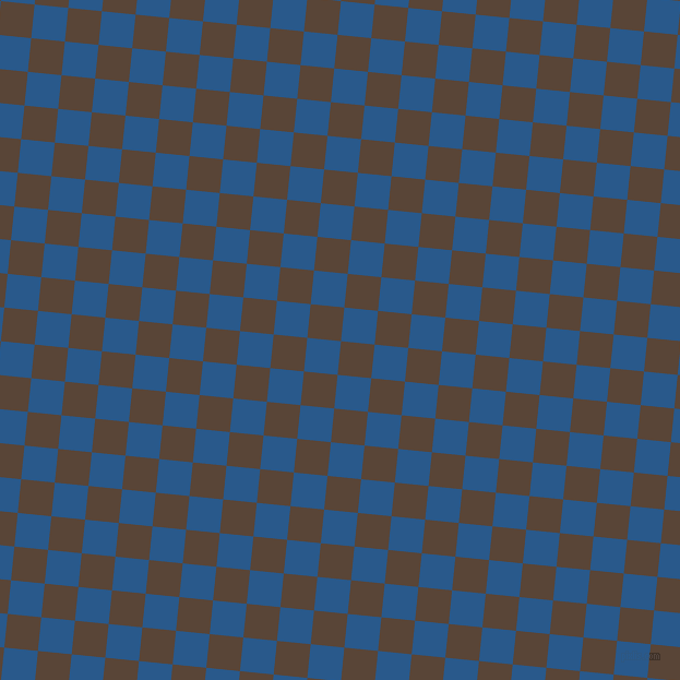 84/174 degree angle diagonal checkered chequered squares checker pattern checkers background, 31 pixel squares size, , Brown Derby and Endeavour checkers chequered checkered squares seamless tileable