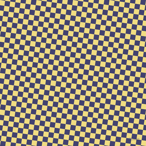 82/172 degree angle diagonal checkered chequered squares checker pattern checkers background, 17 pixel square size, , Buff and Corn Flower Blue checkers chequered checkered squares seamless tileable