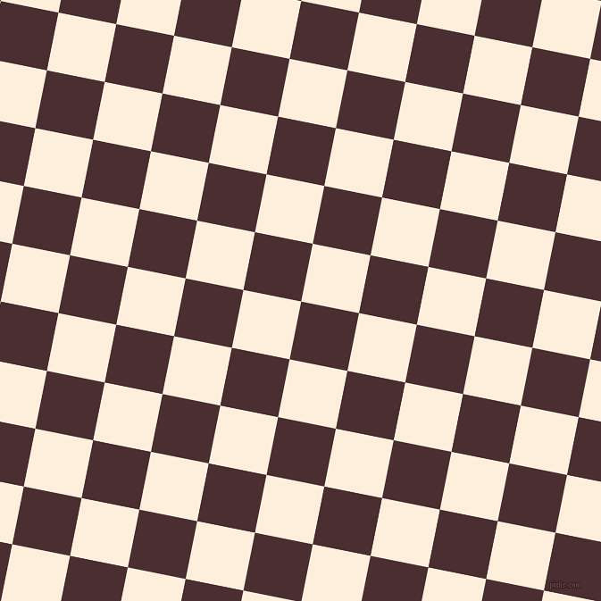79/169 degree angle diagonal checkered chequered squares checker pattern checkers background, 66 pixel square size, , Cab Sav and Forget Me Not checkers chequered checkered squares seamless tileable