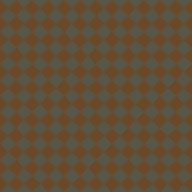 45/135 degree angle diagonal checkered chequered squares checker pattern checkers background, 38 pixel square size, , Cafe Royale and Millbrook checkers chequered checkered squares seamless tileable