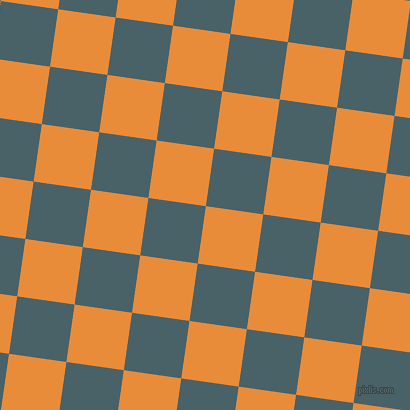 82/172 degree angle diagonal checkered chequered squares checker pattern checkers background, 58 pixel square size, , California and Smalt Blue checkers chequered checkered squares seamless tileable