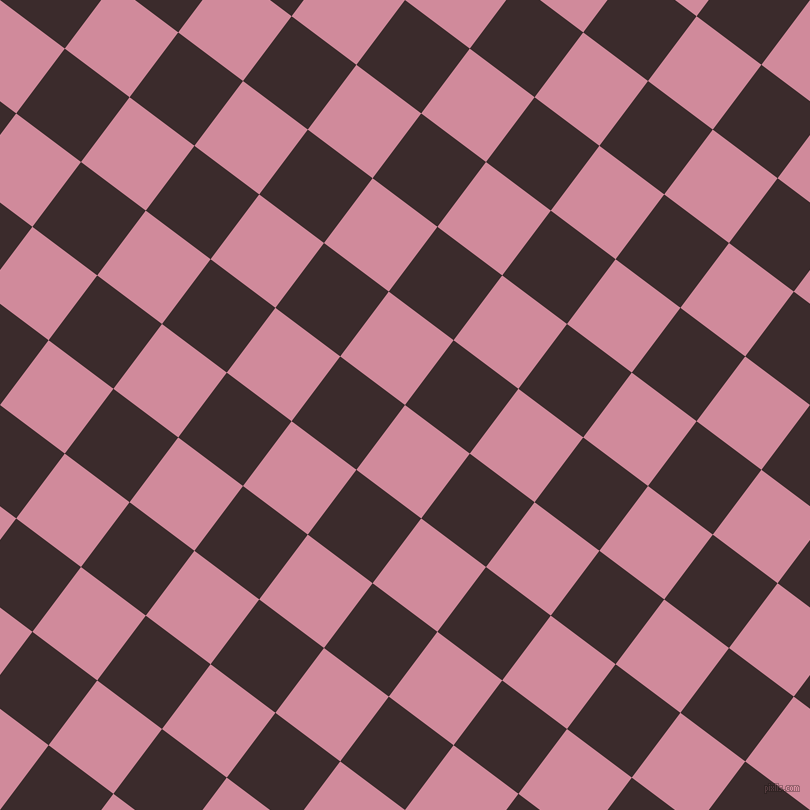 53/143 degree angle diagonal checkered chequered squares checker pattern checkers background, 81 pixel square size, , Can Can and Havana checkers chequered checkered squares seamless tileable