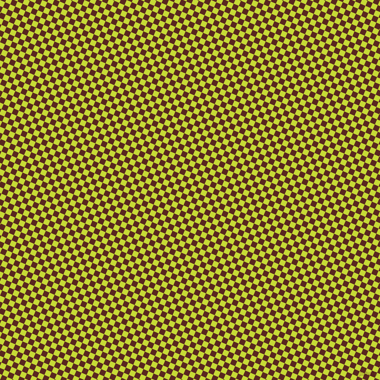 67/157 degree angle diagonal checkered chequered squares checker pattern checkers background, 11 pixel square size, , Caput Mortuum and Las Palmas checkers chequered checkered squares seamless tileable
