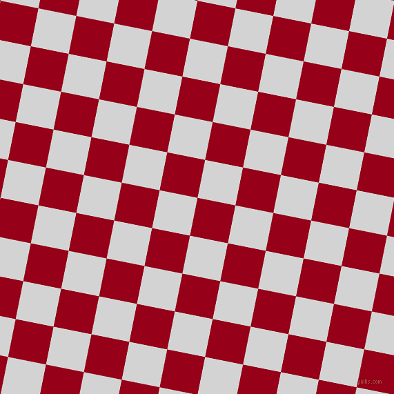 79/169 degree angle diagonal checkered chequered squares checker pattern checkers background, 56 pixel squares size, , Carmine and Light Grey checkers chequered checkered squares seamless tileable