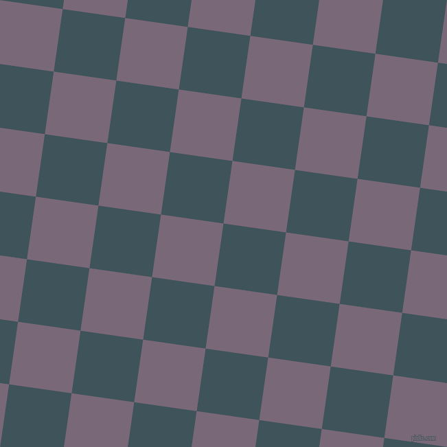82/172 degree angle diagonal checkered chequered squares checker pattern checkers background, 92 pixel square size, , Casal and Old Lavender checkers chequered checkered squares seamless tileable