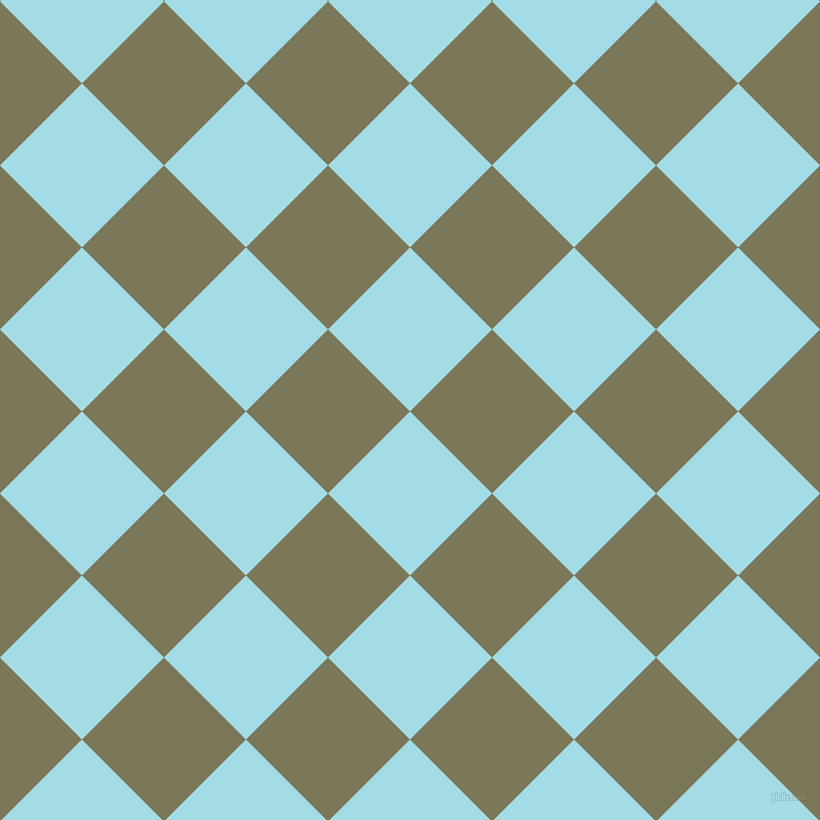 45/135 degree angle diagonal checkered chequered squares checker pattern checkers background, 116 pixel squares size, , Charlotte and Kokoda checkers chequered checkered squares seamless tileable