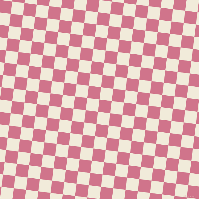 83/173 degree angle diagonal checkered chequered squares checker pattern checkers background, 40 pixel square size, , Charm and Buttery White checkers chequered checkered squares seamless tileable