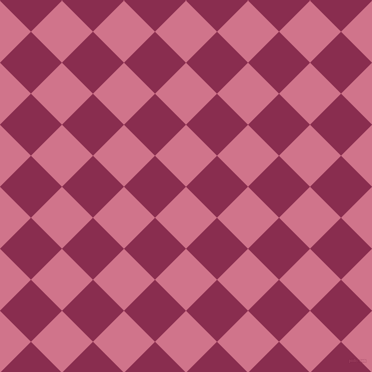 45/135 degree angle diagonal checkered chequered squares checker pattern checkers background, 89 pixel square size, , Charm and Disco checkers chequered checkered squares seamless tileable