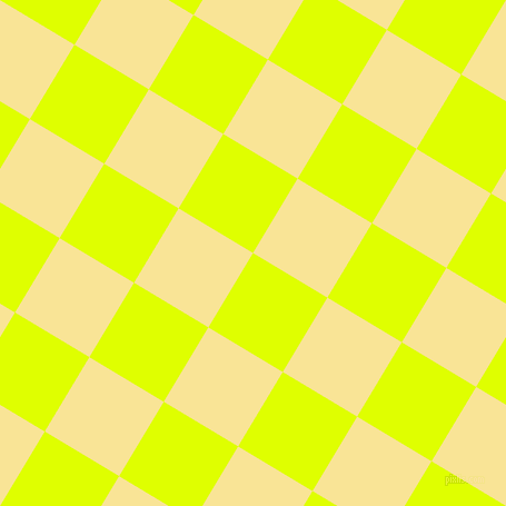59/149 degree angle diagonal checkered chequered squares checker pattern checkers background, 78 pixel square size, , Chartreuse Yellow and Vis Vis checkers chequered checkered squares seamless tileable