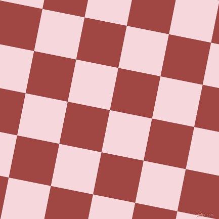 79/169 degree angle diagonal checkered chequered squares checker pattern checkers background, 85 pixel square size, , Cherub and Roof Terracotta checkers chequered checkered squares seamless tileable