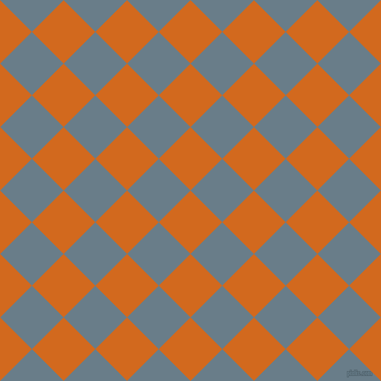 45/135 degree angle diagonal checkered chequered squares checker pattern checkers background, 63 pixel squares size, , Chocolate and Lynch checkers chequered checkered squares seamless tileable