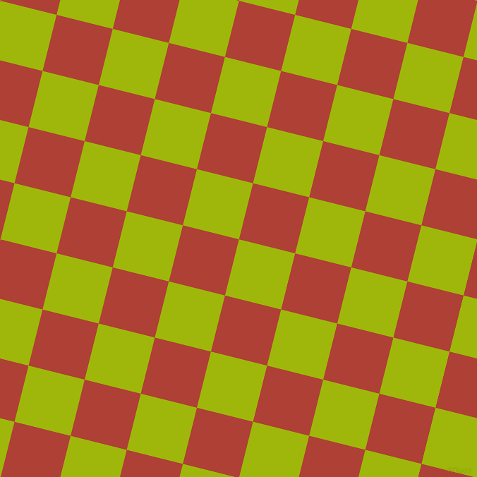 76/166 degree angle diagonal checkered chequered squares checker pattern checkers background, 82 pixel square size, , Citrus and Medium Carmine checkers chequered checkered squares seamless tileable