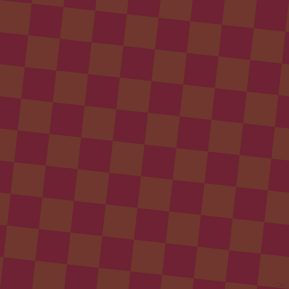 84/174 degree angle diagonal checkered chequered squares checker pattern checkers background, 103 pixel square size, , Claret and Mocha checkers chequered checkered squares seamless tileable