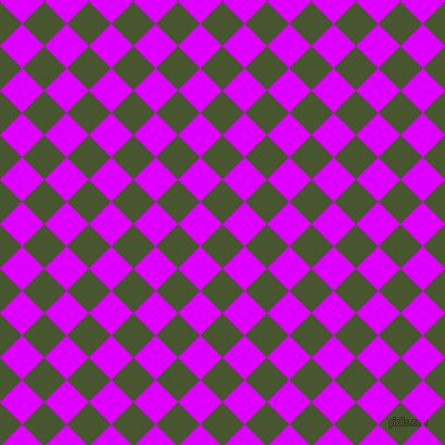 45/135 degree angle diagonal checkered chequered squares checker pattern checkers background, 29 pixel squares size, Clover and Psychedelic Purple checkers chequered checkered squares seamless tileable