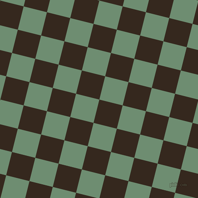 76/166 degree angle diagonal checkered chequered squares checker pattern checkers background, 49 pixel square size, , Cocoa Brown and Laurel checkers chequered checkered squares seamless tileable