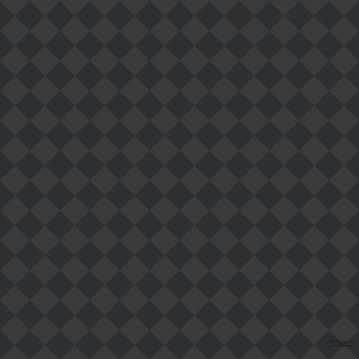 45/135 degree angle diagonal checkered chequered squares checker pattern checkers background, 30 pixel squares size, , Cod Grey and Fuscous Grey checkers chequered checkered squares seamless tileable