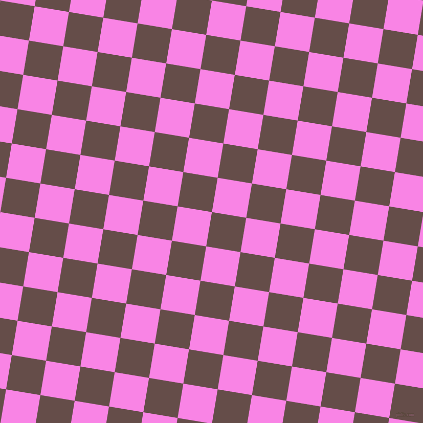 81/171 degree angle diagonal checkered chequered squares checker pattern checkers background, 68 pixel square size, , Congo Brown and Pale Magenta checkers chequered checkered squares seamless tileable