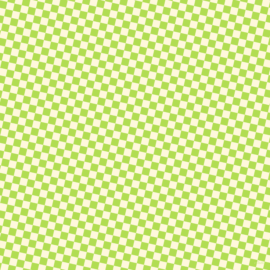 77/167 degree angle diagonal checkered chequered squares checker pattern checkers background, 24 pixel squares size, Conifer and Corn Silk checkers chequered checkered squares seamless tileable