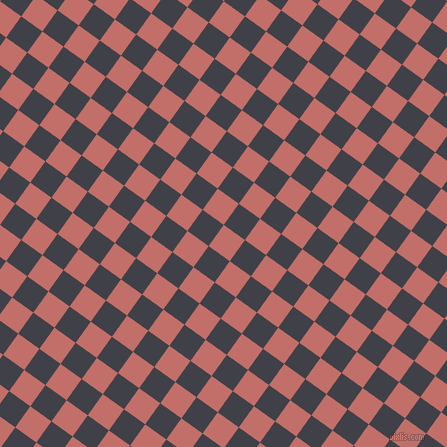 54/144 degree angle diagonal checkered chequered squares checker pattern checkers background, 26 pixel square size, , Contessa and Payne