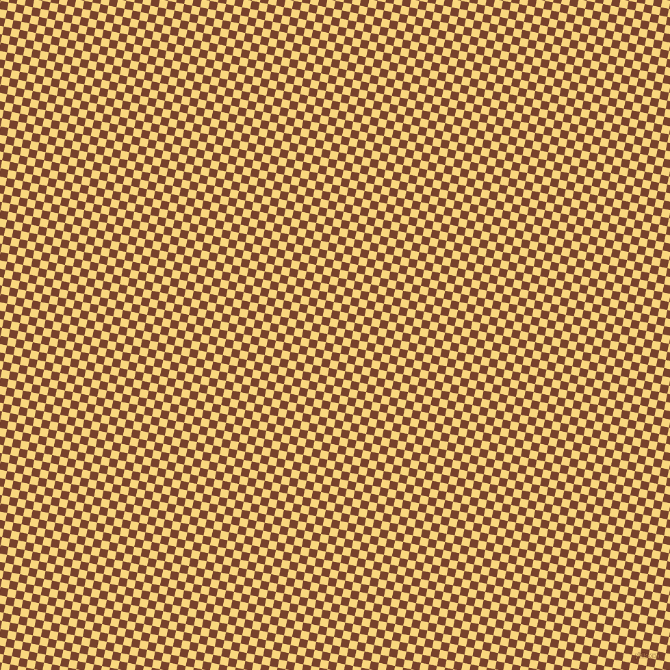 79/169 degree angle diagonal checkered chequered squares checker pattern checkers background, 12 pixel square size, , Copper Canyon and Golden Glow checkers chequered checkered squares seamless tileable