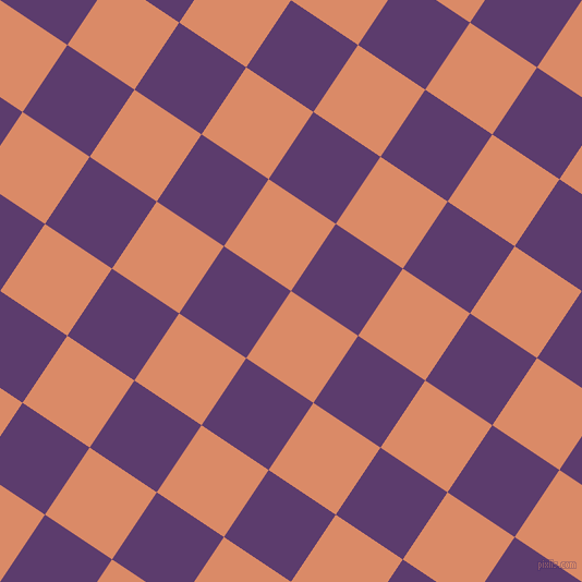 56/146 degree angle diagonal checkered chequered squares checker pattern checkers background, 74 pixel square size, , Copper and Honey Flower checkers chequered checkered squares seamless tileable