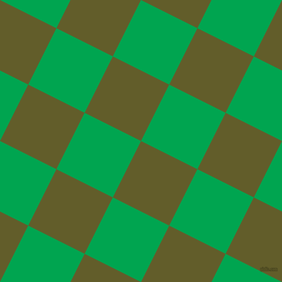 63/153 degree angle diagonal checkered chequered squares checker pattern checkers background, 129 pixel square size, , Costa Del Sol and Pigment Green checkers chequered checkered squares seamless tileable