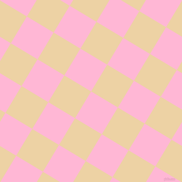 59/149 degree angle diagonal checkered chequered squares checker pattern checkers background, 100 pixel squares size, , Cotton Candy and Dairy Cream checkers chequered checkered squares seamless tileable