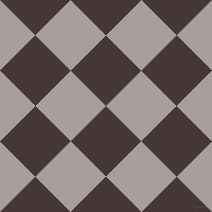 45/135 degree angle diagonal checkered chequered squares checker pattern checkers background, 160 pixel squares size, Cowboy and Nobel checkers chequered checkered squares seamless tileable