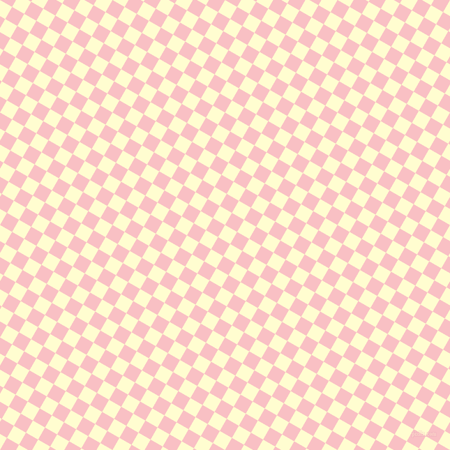 60/150 degree angle diagonal checkered chequered squares checker pattern checkers background, 20 pixel squares size, , Cream and Azalea checkers chequered checkered squares seamless tileable