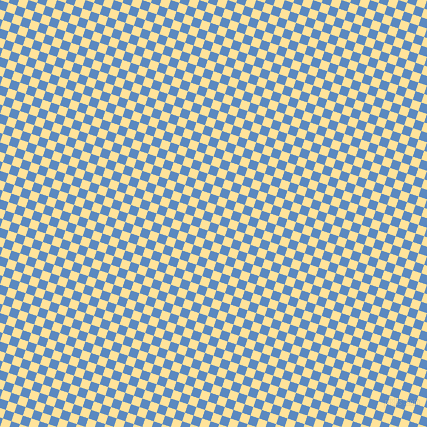 72/162 degree angle diagonal checkered chequered squares checker pattern checkers background, 9 pixel square size, , Cream Brulee and Danube checkers chequered checkered squares seamless tileable