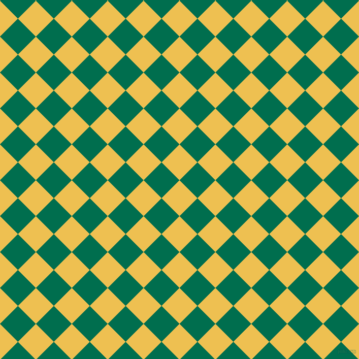 45/135 degree angle diagonal checkered chequered squares checker pattern checkers background, 50 pixel squares size, , Cream Can and Watercourse checkers chequered checkered squares seamless tileable