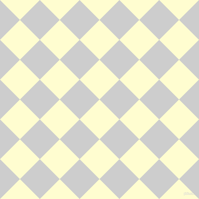 45/135 degree angle diagonal checkered chequered squares checker pattern checkers background, 94 pixel square size, , Cream and Very Light Grey checkers chequered checkered squares seamless tileable