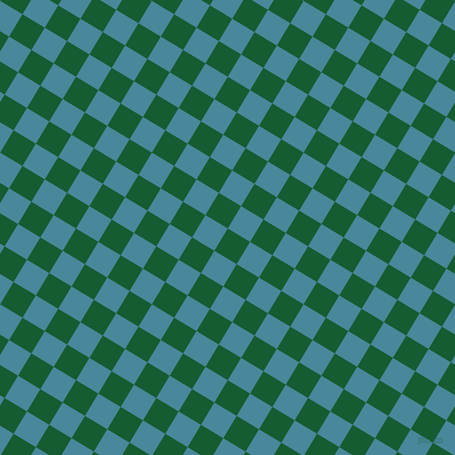 59/149 degree angle diagonal checkered chequered squares checker pattern checkers background, 37 pixel square size, Crusoe and Hippie Blue checkers chequered checkered squares seamless tileable