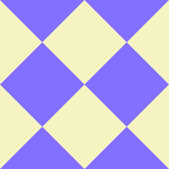 45/135 degree angle diagonal checkered chequered squares checker pattern checkers background, 194 pixel squares size, , Cumulus and Light Slate Blue checkers chequered checkered squares seamless tileable