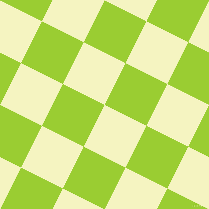 63/153 degree angle diagonal checkered chequered squares checker pattern checkers background, 153 pixel square size, , Cumulus and Yellow Green checkers chequered checkered squares seamless tileable