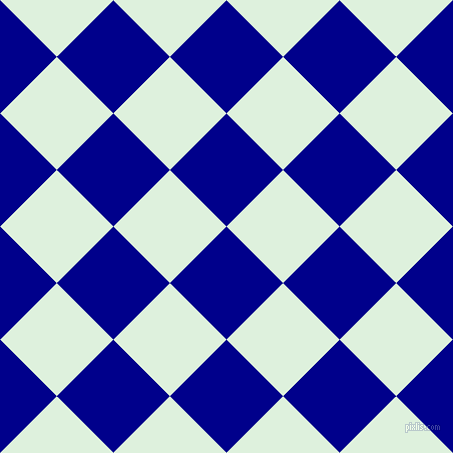 45/135 degree angle diagonal checkered chequered squares checker pattern checkers background, 80 pixel square size, , Dark Blue and Tara checkers chequered checkered squares seamless tileable