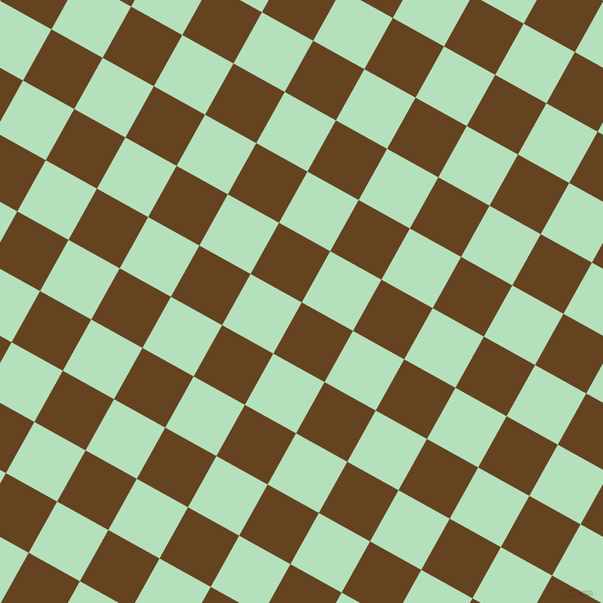 61/151 degree angle diagonal checkered chequered squares checker pattern checkers background, 85 pixel squares size, , Dark Brown and Fringy Flower checkers chequered checkered squares seamless tileable