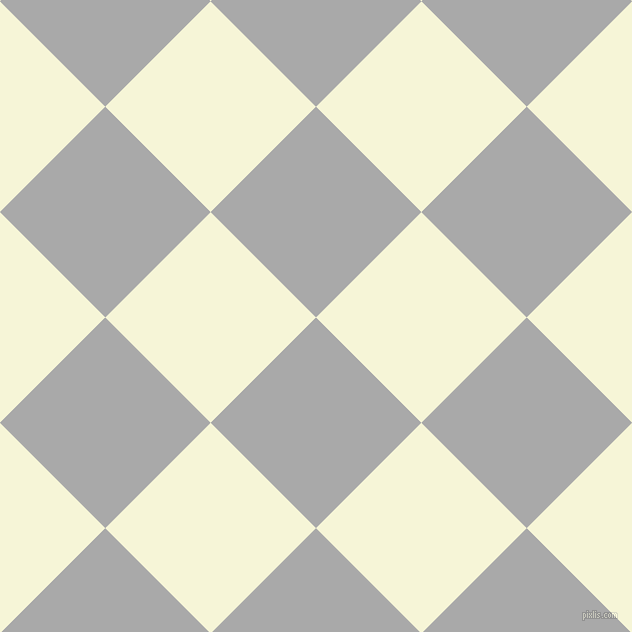 45/135 degree angle diagonal checkered chequered squares checker pattern checkers background, 149 pixel square size, , Dark Gray and Hint Of Yellow checkers chequered checkered squares seamless tileable