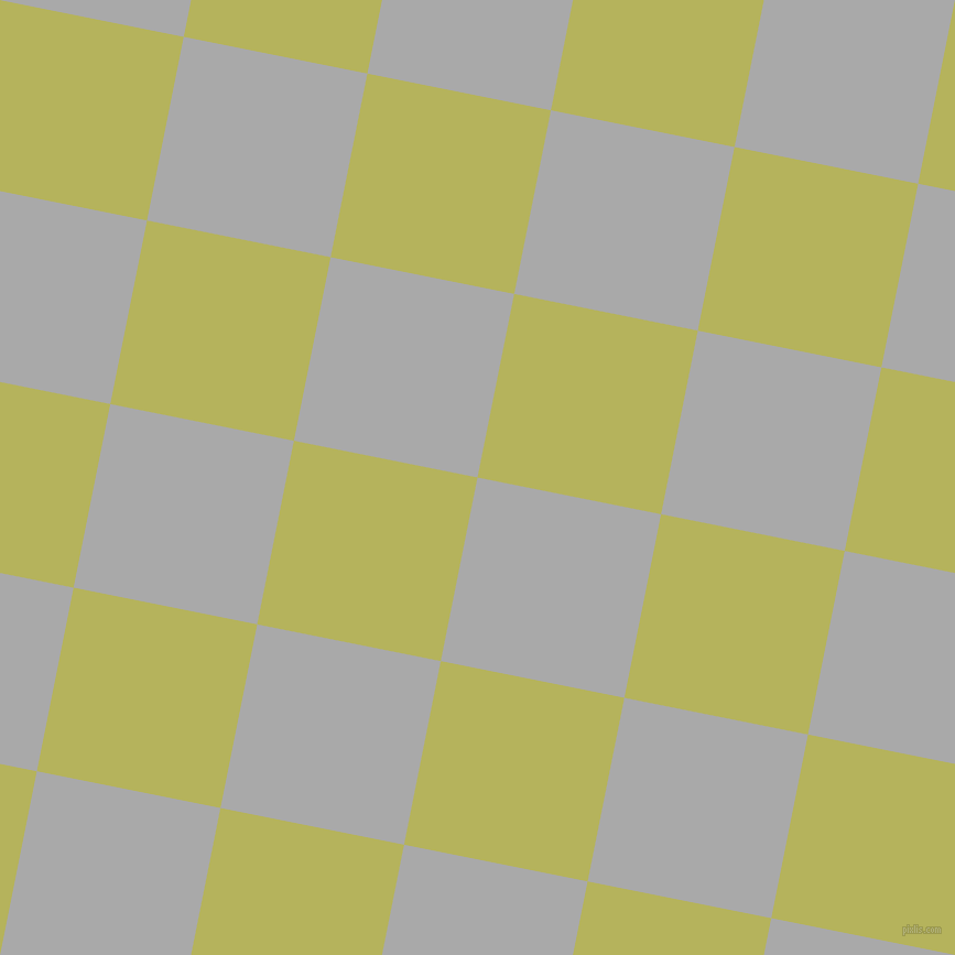79/169 degree angle diagonal checkered chequered squares checker pattern checkers background, 170 pixel square size, , Dark Gray and Olive Green checkers chequered checkered squares seamless tileable