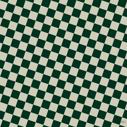 72/162 degree angle diagonal checkered chequered squares checker pattern checkers background, 26 pixel squares size, , Dark Green and Moon Mist checkers chequered checkered squares seamless tileable