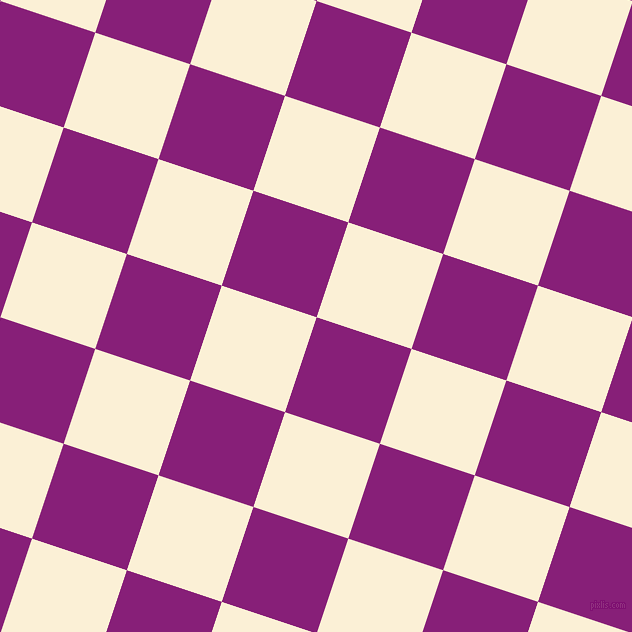 72/162 degree angle diagonal checkered chequered squares checker pattern checkers background, 100 pixel square size, , Dark Purple and Half Dutch White checkers chequered checkered squares seamless tileable